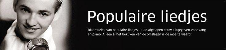 Muziekschatten - Populaire liedjes