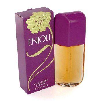 Enjoli By Revlon Womens Cologne Spray 2.5 Oz Revlon