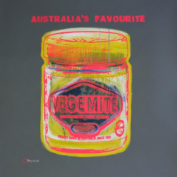 Australia's Favourite Spread No 2 by Merry Sparks http://merrysparks.com/australias-favourite-spread-no-2/