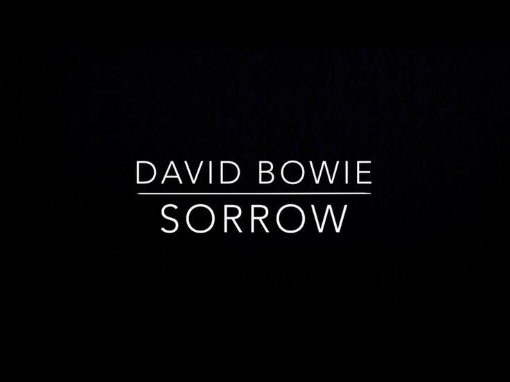 David Bowie – Sorrow Lyrics | Genius Lyrics
