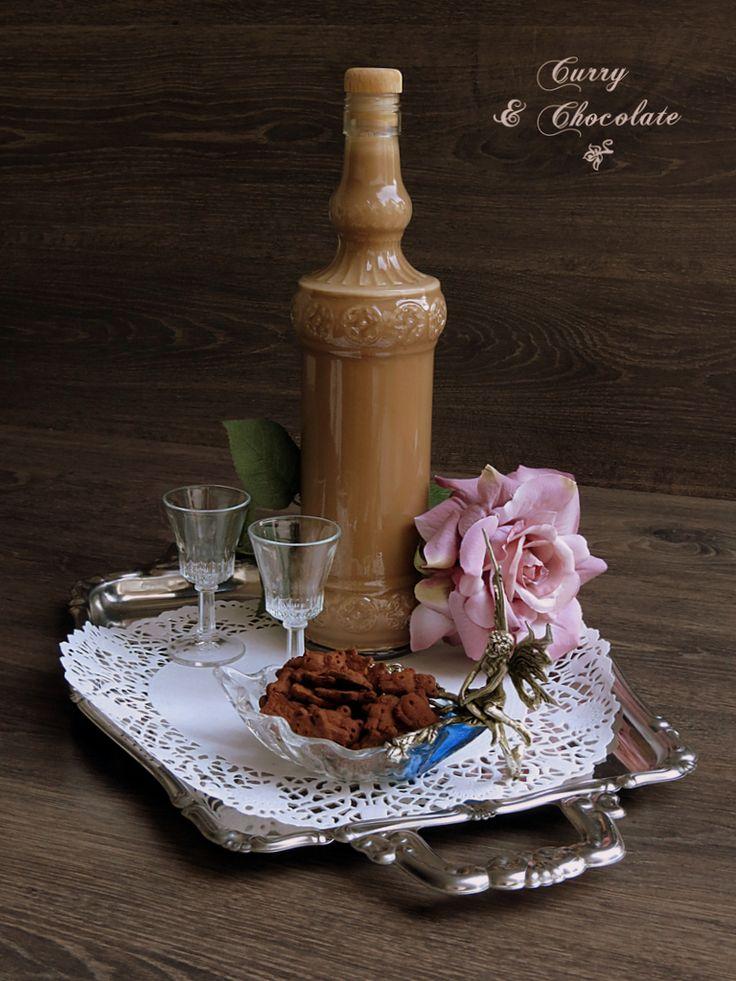 Licor de café moka con ron
