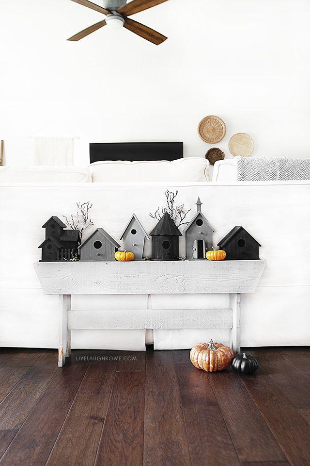 Create a sleepy, yet somewhat spooky DIY Halloween…