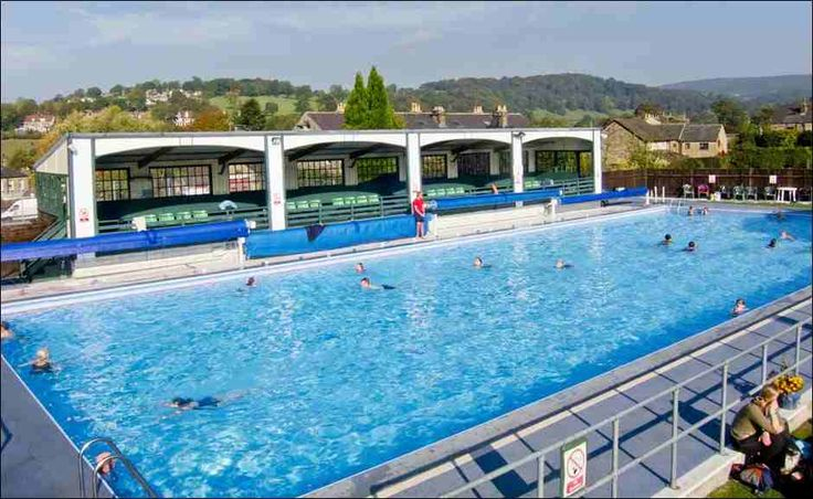 1000 images about derbyshire on pinterest national - Hathersage open air swimming pool ...