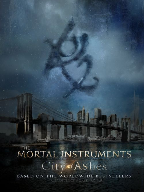 city of ashes characters - photo #22