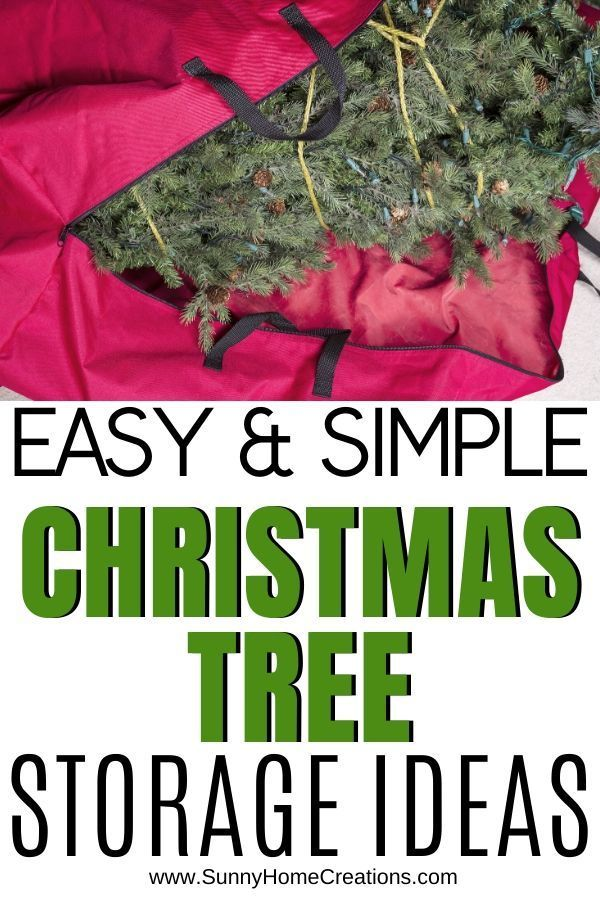 Best Artificial Christmas Tree Storage Ideas Christmas Tree Storage Christmas Tree Storage Bag Best Artificial Christmas Trees