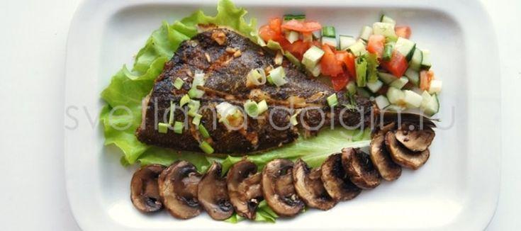 Вы ещё не знаете как вкусно приготовить камбалу? Зато об этом знает наш кулинарный шеф, чьи рецепты нам очень полюбились! Диетический рецепт камбалы от Василича «Камбала была добавлена в рыбное избранное навеки»