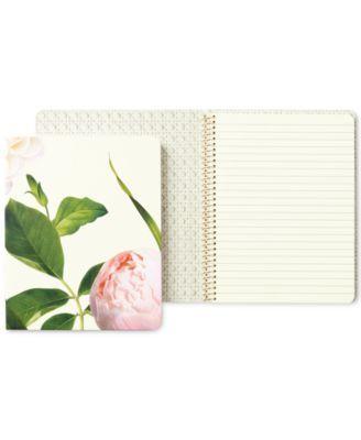 kate spade new york Floral Spiral Notebook   macys.com