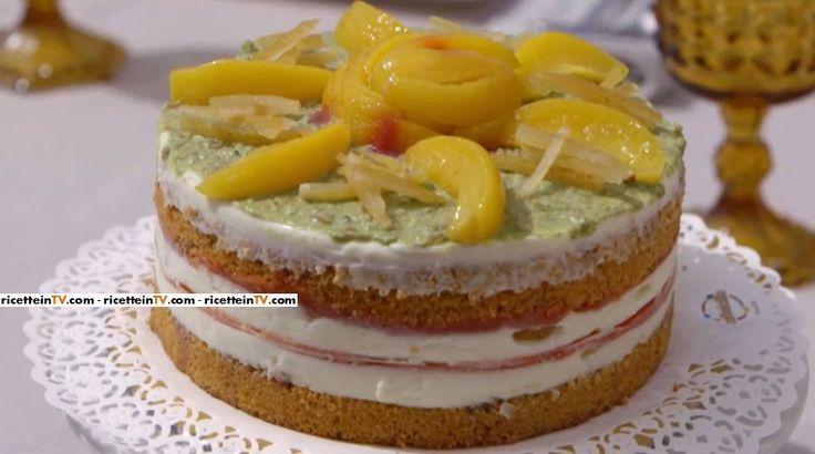 La ricetta del dolce dell'estate, proposta da Corrado Assenza nella puntata del 25 novembre 2016 di Bake Off Italia 4