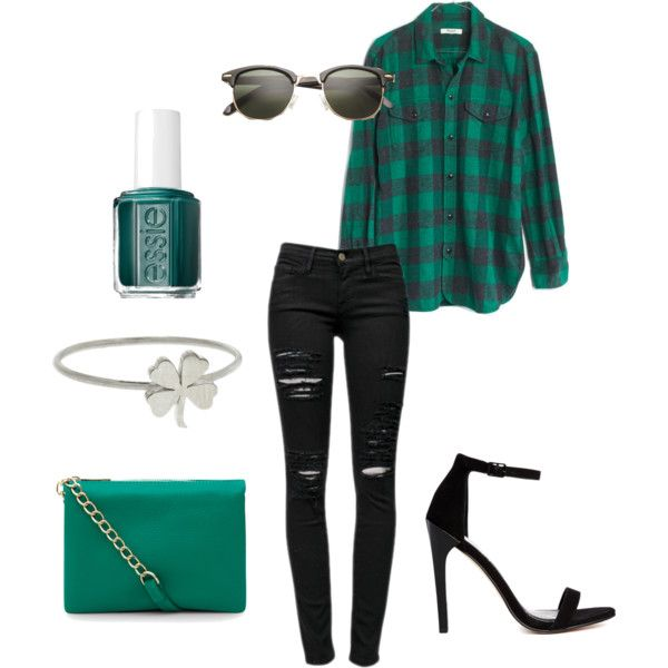 Saint Patrick's day outfit #2