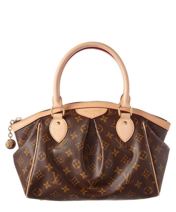 LOUIS VUITTON Louis Vuitton Monogram Canvas Tivoli Pm'. #louisvuitton #bags #hand bags #canvas #lining #