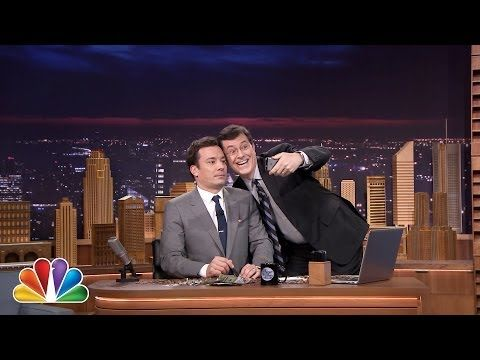 A Lot of People Thought Jimmy Fallon Wouldn't Make It to the Tonight Show...