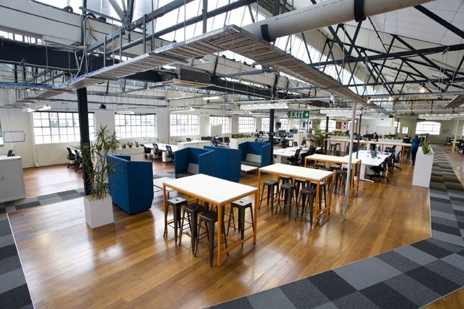 The Icehouse | The Icehouse office space is designed specifically for entrepreneurs to co-work, collaborate and be the 'space' to generate ideas with like-minded people.