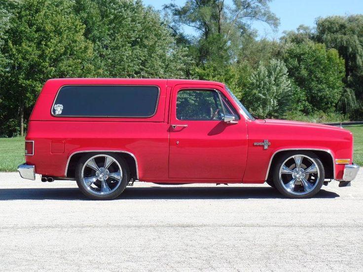 1982 Chevrolet Blazer for sale #1877099 - Hemmings Motor News