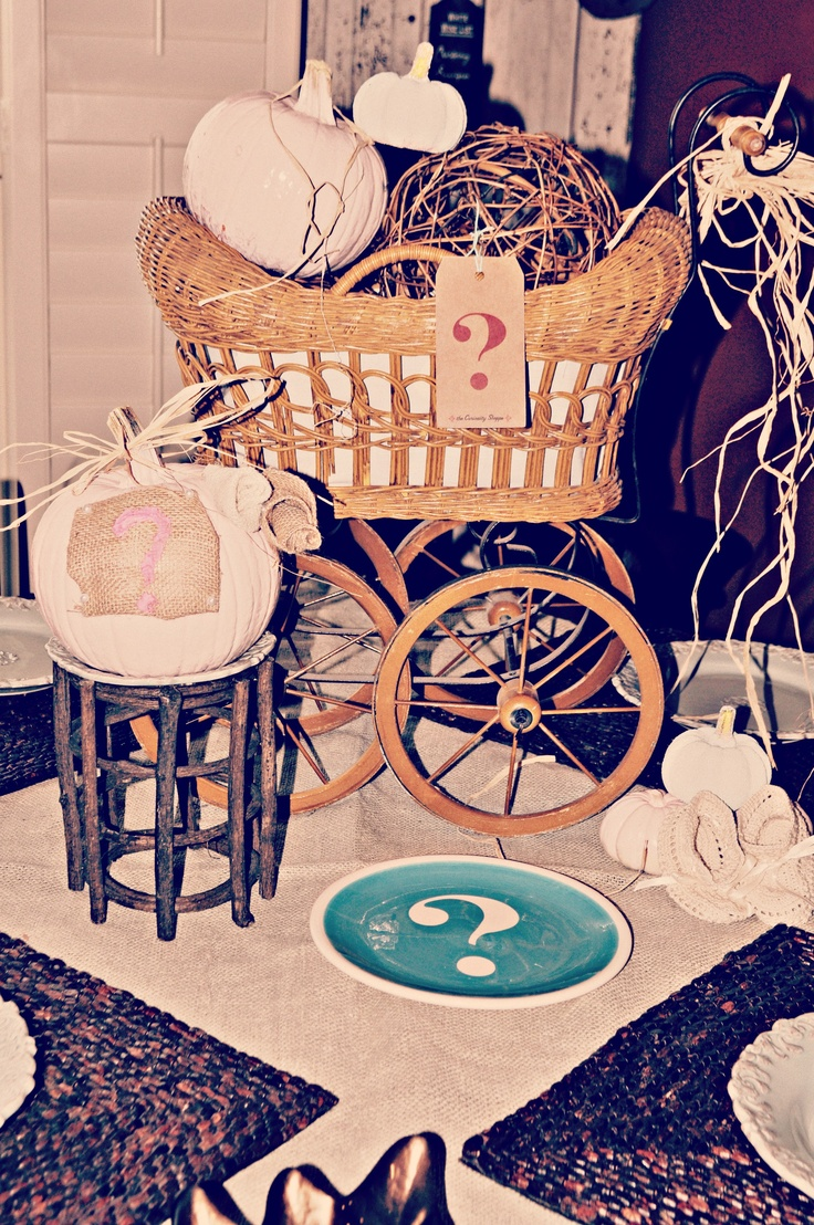 23 best Fall Gender Reveal Party images on Pinterest
