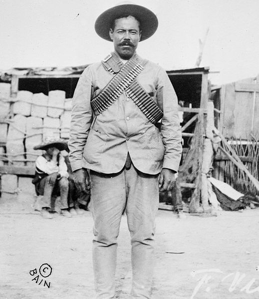 Pancho Villa The Mexican Revolution was one of the great revolutionary upheavals of the twentieth century: beginning in 1910, it still continues - at least according to the official view of the Mexican Government...