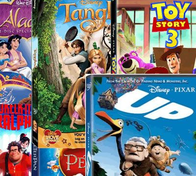 Win 7 Disney DVDs in our FREE Giveaway!.
