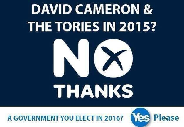 Tories? No Thanks