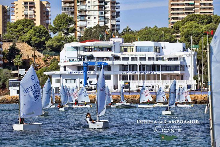 CAMPOAMOR SAILING COURSES FOR CHILDREN - http://www.theleader.info/2017/06/04/campoamor-sailing-courses-children/