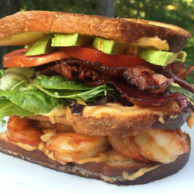 beef bacon bbq beef shrimp toast homemade bbq romantic dinners club ...