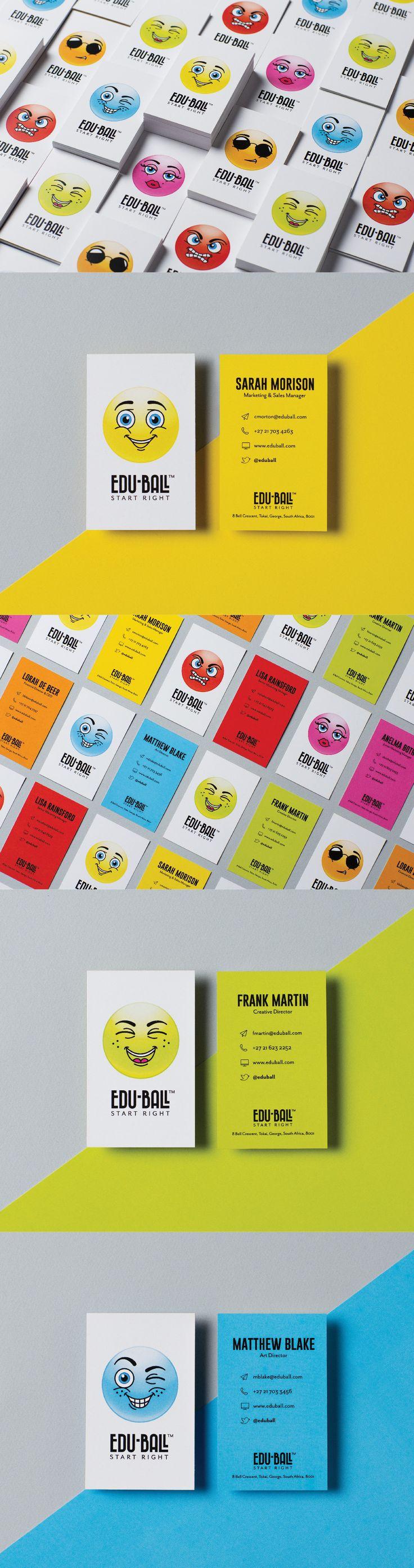 Edu-Ball Business Cards