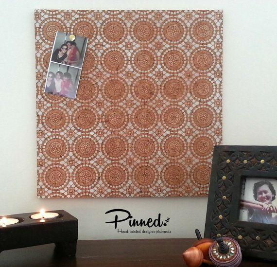 https://www.etsy.com/nz/listing/256442998/lace-design-pinboard-morrocan-hand #pinboard #corkboard #lace #moroccan #bedroom #deskinspo #inspiration http://binaryoptions360review.com/