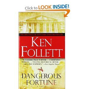 A Dangerous FortuneKen Follett, Bookreview Amazonlik, Followbook Bookreview, Booksworth Reading, Finish Reading, New Book, Book Worth Reading, Danger Fortune, Favorite Author