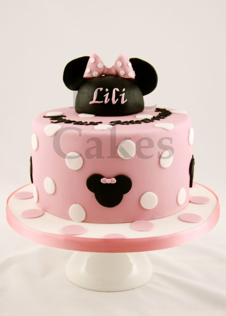 Cakes for Girls Winnie - Gateau D'anniversaire Pour Enfants Filles Winnie - Verjaardagstaart