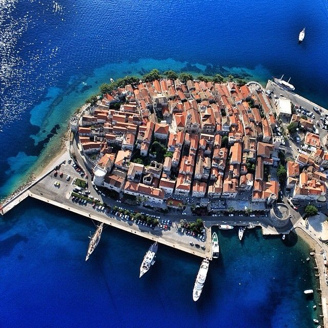 Best 25 adriatic sea ideas on pinterest dream vacations dream croatia like youve never seen it before unless youre a bird sciox Gallery