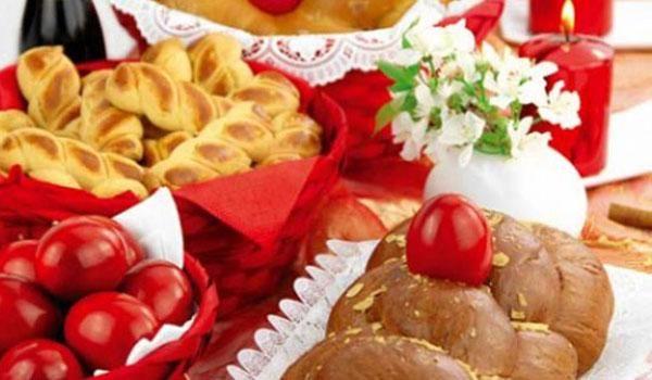 Η θρεπτική και η θερμιδική αξία των πασχαλινών γλυκών