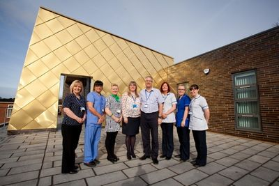Staff at Wrightington, Wigan & Leigh NHS Foundation Trust