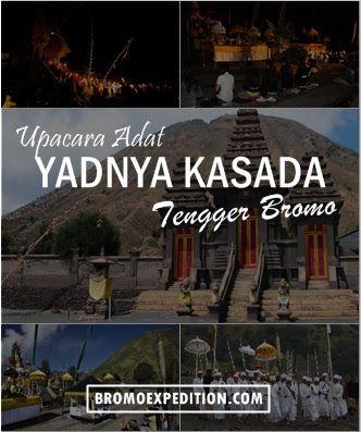 Upacara Adat Yadnya Kasada Suku Tengger berasal dari gunung Bromo Jawa Timur. Acara ini diperingati pada hari ke 14 dalam penanggalan masyarakat Hindu. Selengkapnya disini...