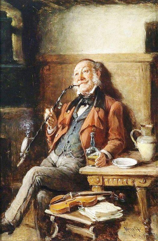 Hermann Armin von Kern (1838–1912):