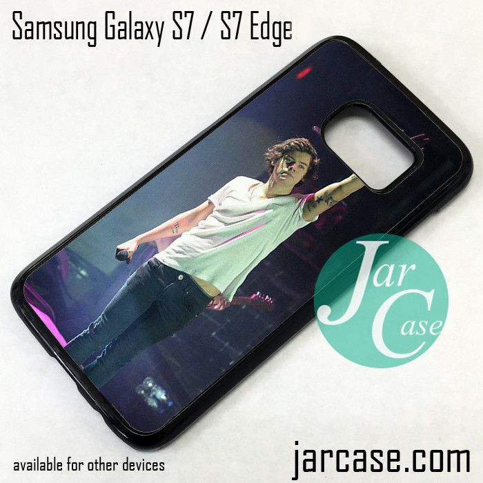 One Direction Konser Phone Case for Samsung Galaxy S7 & S7 Edge