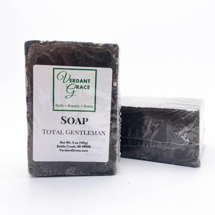 Total Gentleman Soap 5 oz