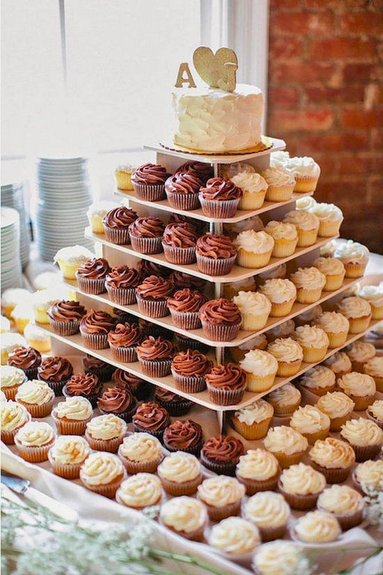 100 Ideas About Beautiful Wedding Cupcakes
