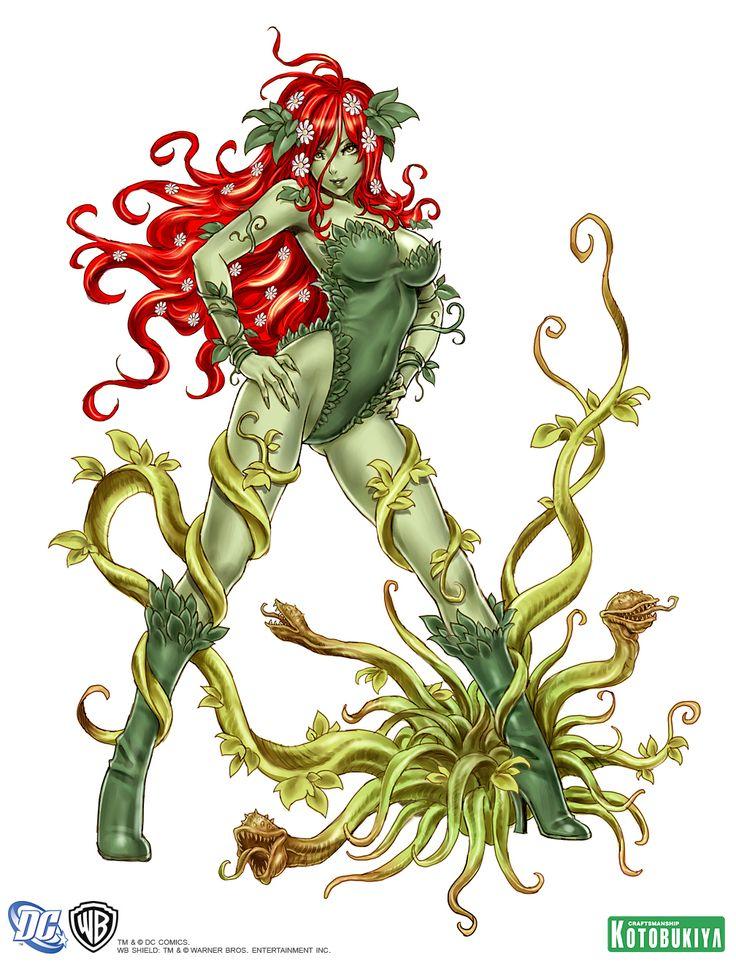 Poison Ivy Dash Cosplay