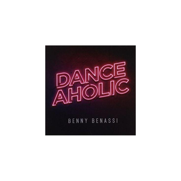 Benny Benassi - Danceaholic (CD)