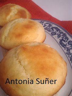 Sin gluten I+D: Recetas sin gluten: Magdalenas de mantequilla.
