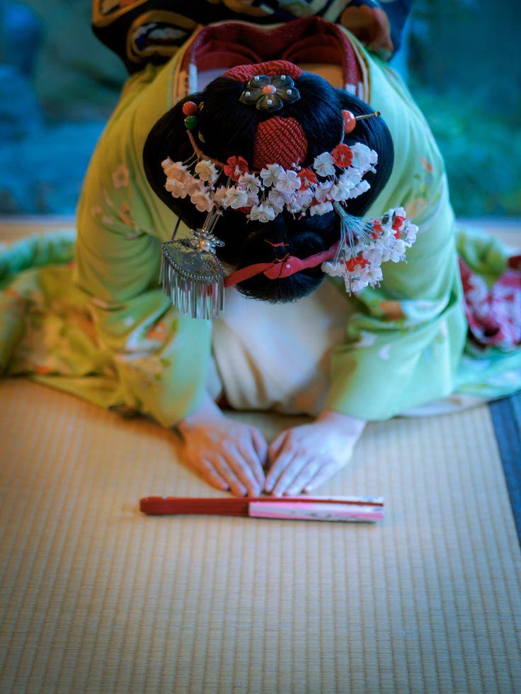 舞妓 maiko 富津愈 tomitsuyu 祇園東 KYOTO JAPAN