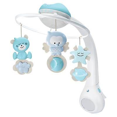 Me gustó este producto Bebesit M�vil Proyector Azul. ¡Lo quiero!