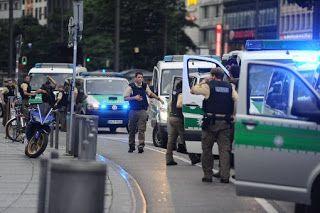 doryforos europa: Σύλληψη ενός 16χρονου για τις δολοφονίες στο Μόναχ...