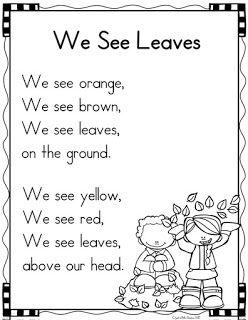 Mrs. McGinnis' Little Zizzers: Poetry Shared Reading in Kindergarten