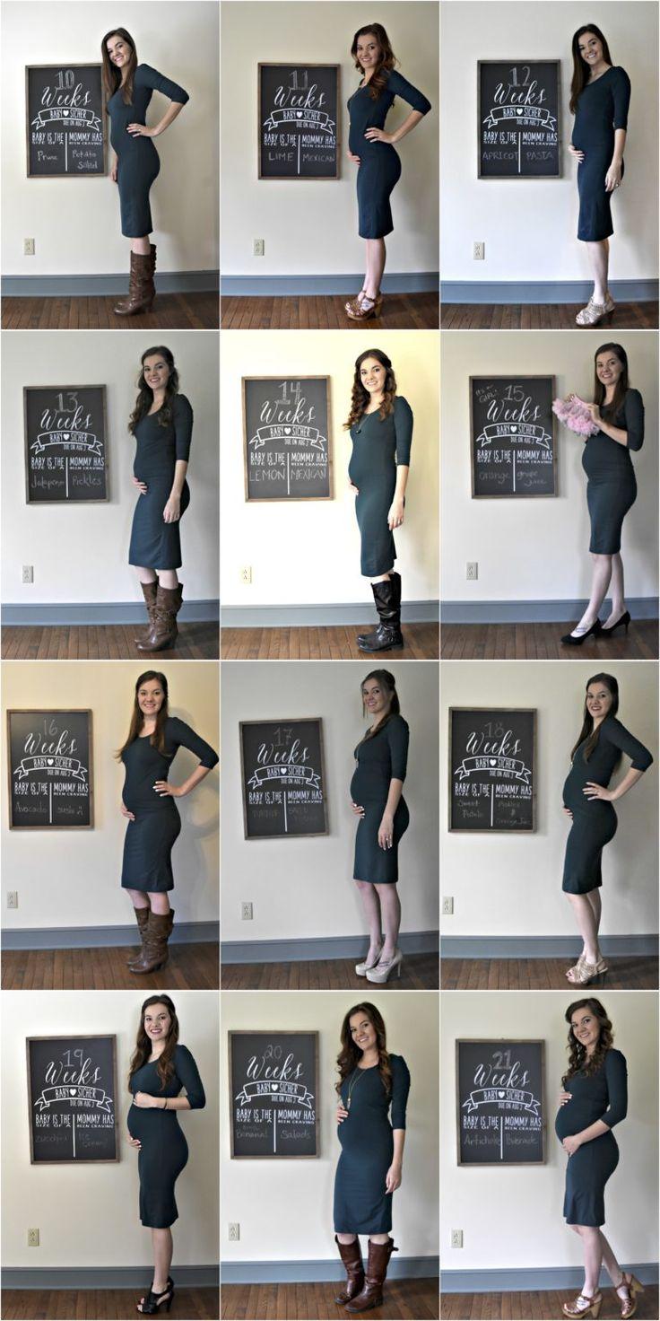 Baby Bump- Weekly Maternity Photos - Actually Ashley