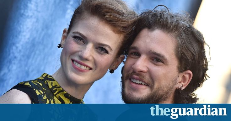 Actors, who play on-screen lovers Jon Snow and Ygritte in HBO's hit fantasy series, announce engagement in the Times