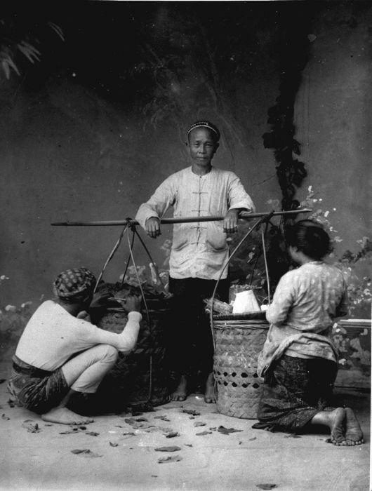 Chinese Vendor 1880-1920