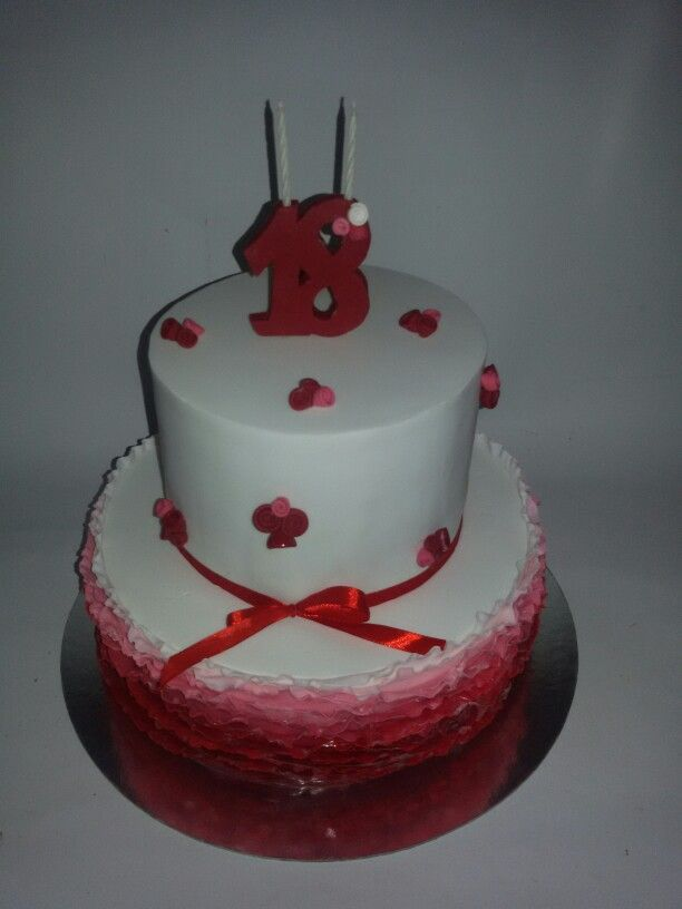Birthday Cakes For Girls Za ~ Images about moje torte on pinterest