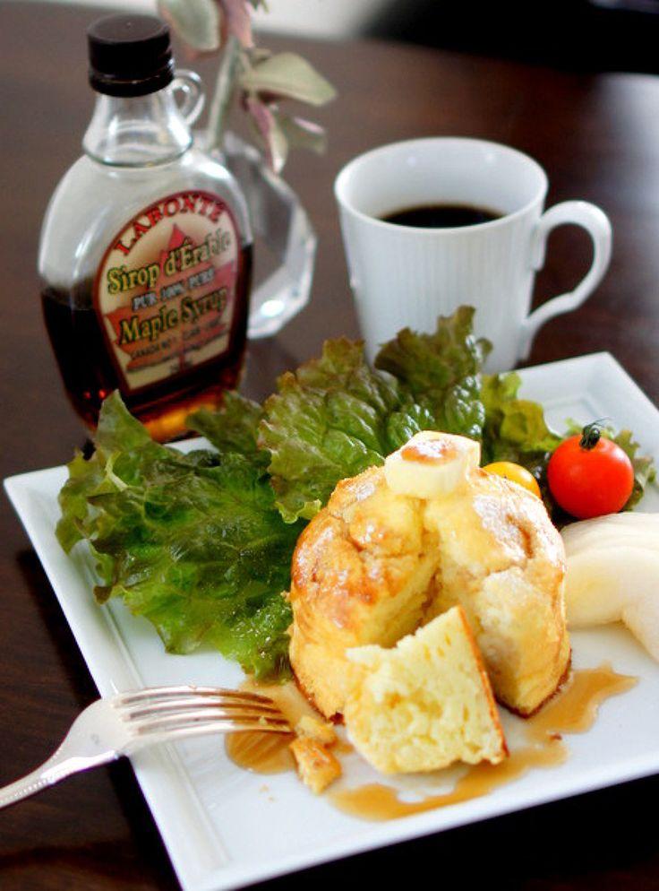 フワフワリコッタチーズのスフレパンケーキ by manngo(河野ひとみ) | レシピサイト「Nadia | ナディア」プロの料理を無料で検索