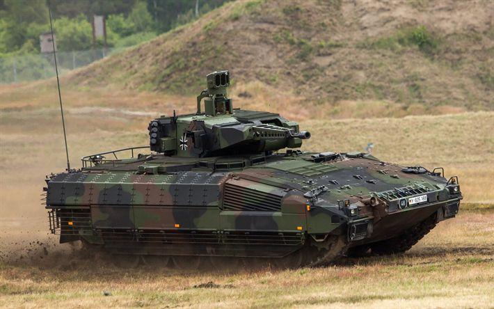 Descargar fondos de pantalla Puma IFV, vehículo de combate de infantería, modernos vehículos blindados, el ejército alemán