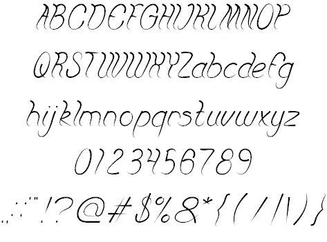 Image for ELEMENTAL font