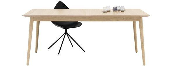 Modernit jatkettavat ruokapöydät - Laatua BoConceptilta